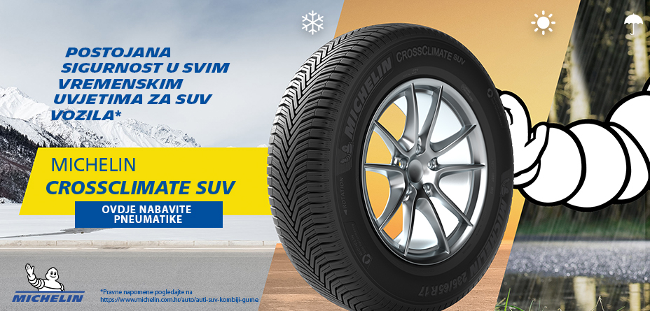 Michelin Crosclimate SUV